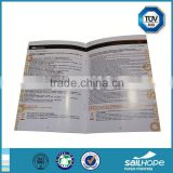 Top grade newly design wholesale catalogs printing