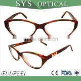 New arrival 2016 beautiful magnetic optical glasses frames