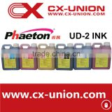 high quality and inexpensive! Original Phaeton UD-2 eco solvent ink for 508 gs printhead