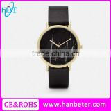 Latest Design Gold Color White Face Men Watches With Custom Made Watch Dials