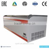 Auto defrost 2016 new model commercial combination island freezer with CE approval