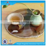 Trending Hot Product agate coaster stone