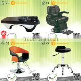 The whole set Backwash Shampoo Chair/barber chair/styling chair/stool