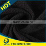 Professional knit fabric manufacturer Knit baby print polar fleece fabric