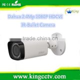 good night vision 2.4mp IR Bullet auto zoom Dahua 1080p hd cvi camera