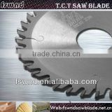 SKS-51 saw blank Aluminum and Non-Ferrous Metal Cutting carbide tipped Saw Blades-For Thick Material
