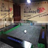 Wholesale Professional Manufacture Design Sports Football Snookball game inflatable billiards soccer ball