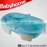 2014 children baby bathtub inflatable baby bath tub