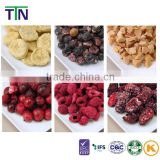 TTN 2016 Bulk Wholesale Freeze Dried FD Fruit