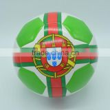 factory soccer ball designs football size 5 Good quality low price making machine