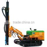Most popular dth drilling machine used air compressor for sale
