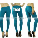 Women's Sexy Seamless Opaque Essential Long Ankle Length Leggings Tights Pants sexy underwear