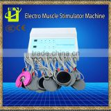 electrostimulation lymphatic drainage electric muscle stimulation suit EMS tens stim tm-502 slimming