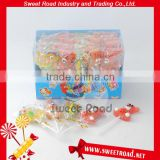 Animals Bear Gummy Lollipop Soft Candy