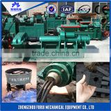 Easy operation shisha charcoal briquette machine/charcoal briquette extruder machine with good performance