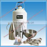 Liquid Nitrogen Ice Cream Machine/Liquid Nitrogen Ice Cream Making Machine/container/dewar price for sale