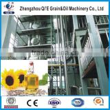 Sunflower Seed Oil Extraction Equipment with quality authentication,sunflower /cotton seed oil processing line