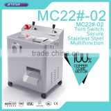 Commercial Electric Nut And Meat Grinder Machine Meat Slicer Equipment