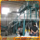 50T Wheat flour milling machine,whole set of flour milling plant,wheat flour mill, maize flour grinding machine