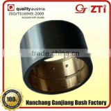 Customized Oilite Bearing Brass bush bearing Powder Sintered Bushing/Sintered Bronze Bearing Bush