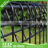 Security Mesh Fencing /Pvc Coated Roll Top Welded Mesh Fencing /Roll Top Welded Wire Fencing