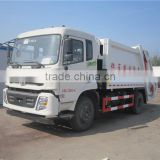special used for garbage collection and transportation china Dongfeng garbage compactor truck
