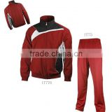 polyester tricot wholesale track suits,distributor track suit for men sportswear jogging suits presentitive tracksuits