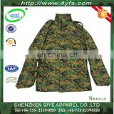 Wholesale army woodland camouflage M65 parka jacket