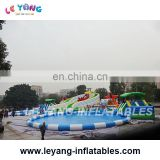 Great Fun Giant Inflatable Water Park, Aqua Park water toys from china manufacturer