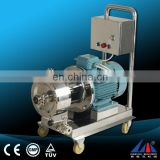 pipeline high shear dispersing emulsifier water oil equipment