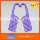 Plastic Wet Shower Comb