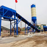 The Stabilized Soil Mixing Plant