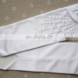 2014 Fashion Newest Elegant Bows with star beaded Fingerless satin wedding Hand Gloves,Wholesale Pearl Beaded Bridal Gloves