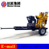 XYX-130 wheel type hydraulic water well drilling rig shifting type one hundred meter sampling exploration machine