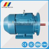 YD series three phase two speed induction motor