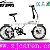 2015 fashion and comfortable folding electric bike                                                                         Quality Choice