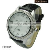 Womens rhinestone luxury watch women crystal lady watch                                                                                                         Supplier's Choice