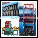 low price quality generation automatic waste tyre recycling line/ Waste Rubber Tyre Recycle Machine/Used Tyre Recycling Plant