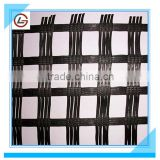fiberglass geogrid for road surface enhancement