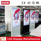 Programmable Lobby 46 Inch Android Digital Signage\/Floor Stand Lcd Touch Screen Advertising Display Tft With Remote Control