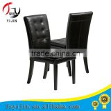 Modern hotel stacking used blow mold banquet plastic folding chairs