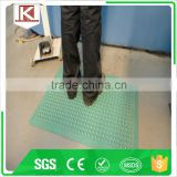 Light duty rubber anti fatigue non slip mat