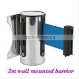 Safty Accessories of Wall Mounted Belt Dispenser for Post Stanchion