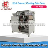 peanut/soybean/broadbean/almond peeling machine, peeler machine