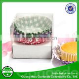 hot sell mini decoration greaseproof bakery paper cake cup