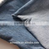 Fashion New Design Wholesale 100 Cotton Denim Fabric/Knitted denim fabric textile