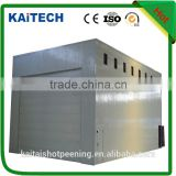 painting room Factory price workstation spray tan booth