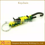 high quality keyring supermarket shopping cart chip / trolley token coin keychain