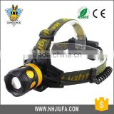 JF headlight miner long-range rechargeable waterproof headlamp