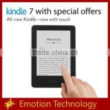 Amazon All-New Kindle 7 WiFi with special offers Wholesales Electronic Books reader with special offers Amazon Kindle 7